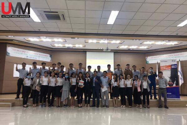 Công ty Hyosung Đồng Nai kế hoạch quản lý thời gian