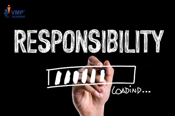 Ý thức chịu trách nhiệm khi quản lý nhóm làm việc
