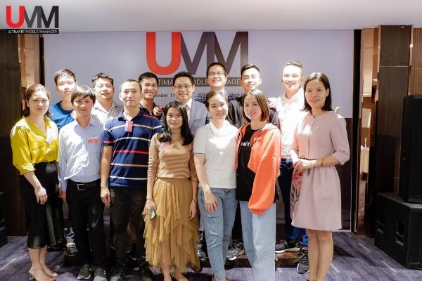 UMM - Phát triển năng lực toàn diện cho Quản lý cấp trung