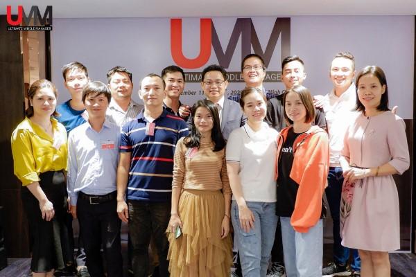 UMM - Năng lực toàn diện cho Quản lý Cấp Trung