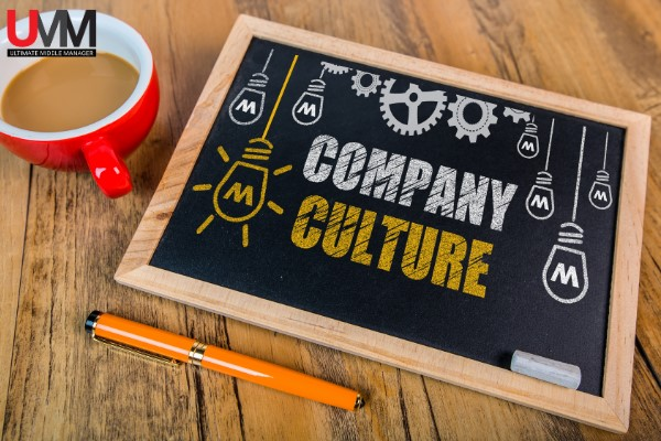 Tập trung vào văn hóa doanh nghiệp