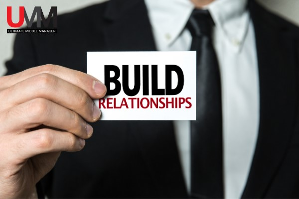 Xây dựng mối quan hệ